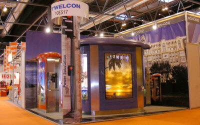 "INTERNATIONAL HALL ""MALATEC"" IN IFEMA – MADRID"